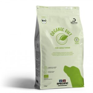 Specific C-BIO-D Adult Organic 4kg kuivaruoka