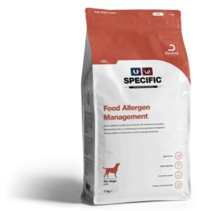 Specific CDD Food Allergen Management 7kg kuivaruoka