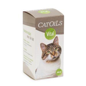 CatOils Vital rasvahappolisä kissoille