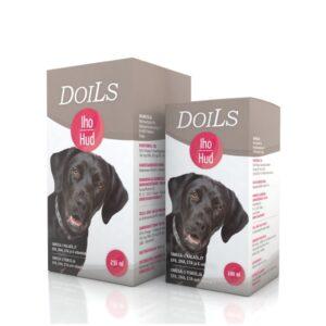 Doils Iho rasvahappolisä koirille