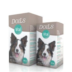 Doils Vital rasvahappolisä koirille