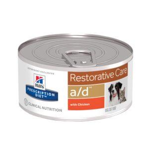 Hill's a/d Restorative Care koiralle ja kissalle