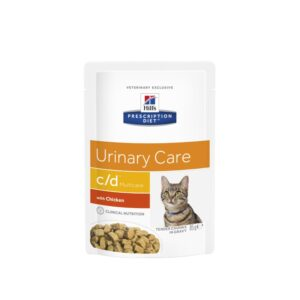 Hill's c/d Urinary Care Chicken wet märkäruoka kissalle