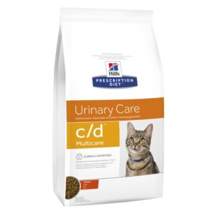 Hill's c/d Urinary Care kuivaruoka kissalle